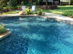 Gunite pool 4