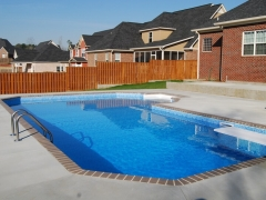 True L Vinyl Swimming Pool_ Brick Coping
