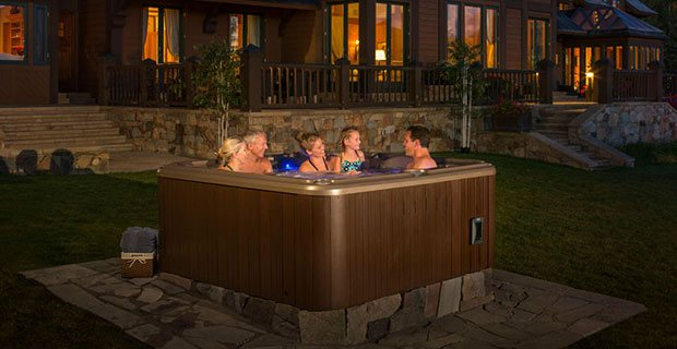 hot tubs for 5 people