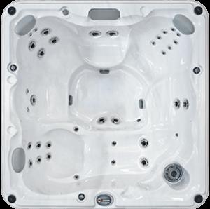 Peyton hot tub