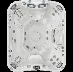 Aspen hot tub
