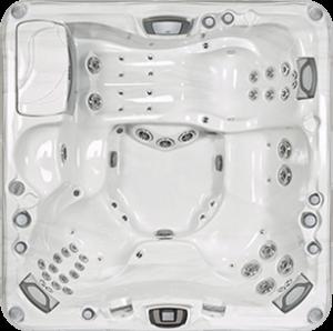 Cameo hot tub