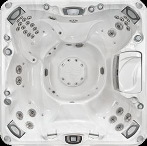 Optima hot tub