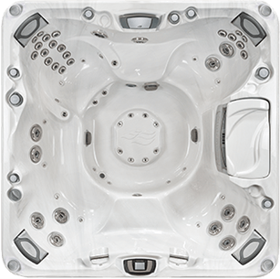 Optima hot tub