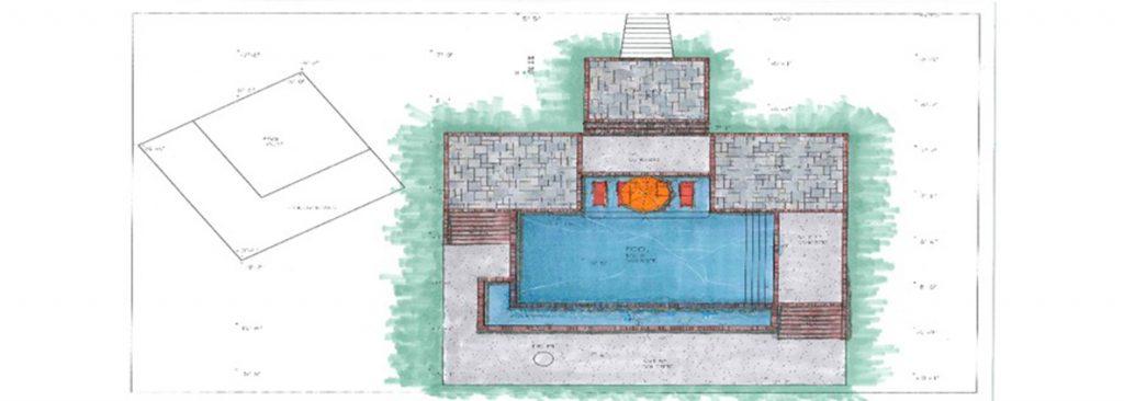 Nice Custom Inground Pool Design In Evans U0026 Augusta