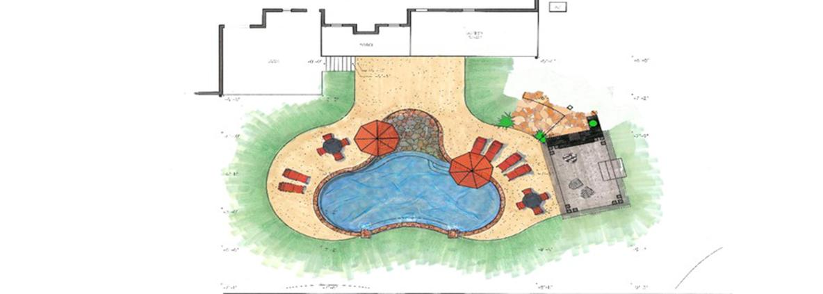 Pool design - Aiken swimming pool company aiken sc ...