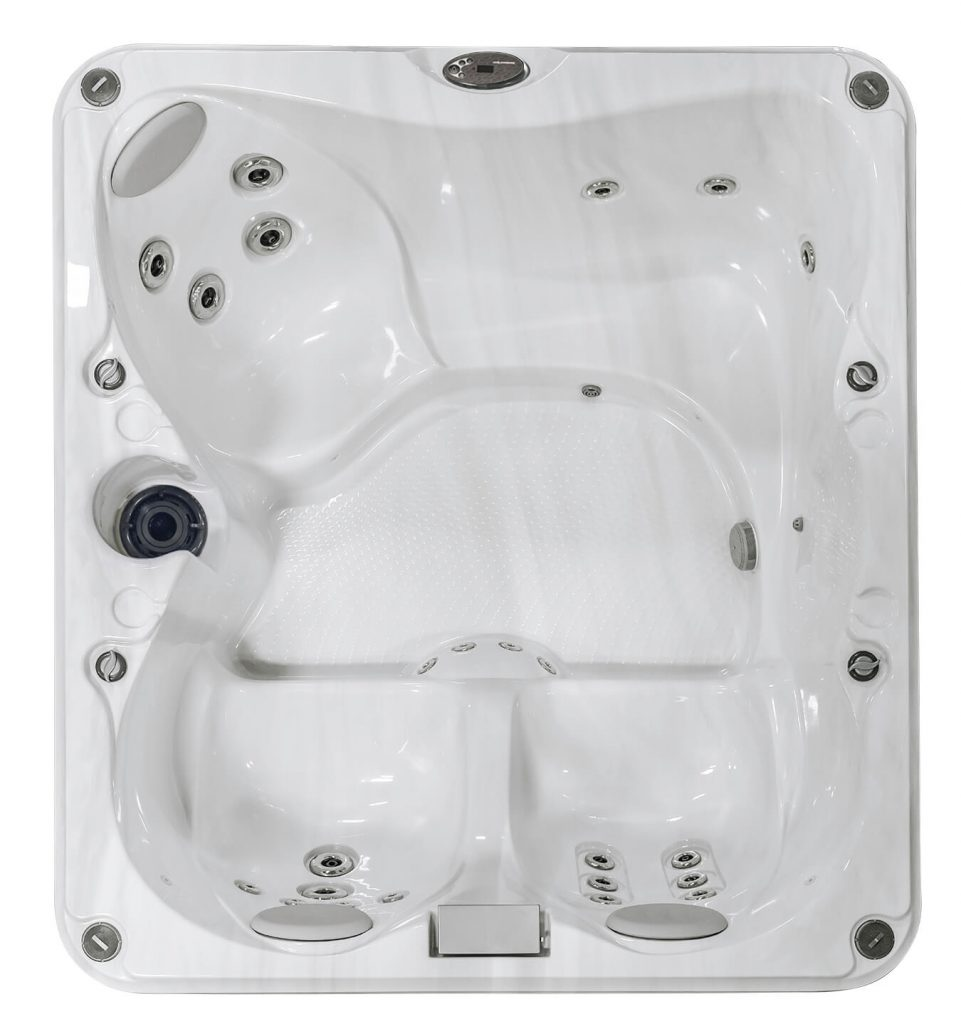 Prado hot tub