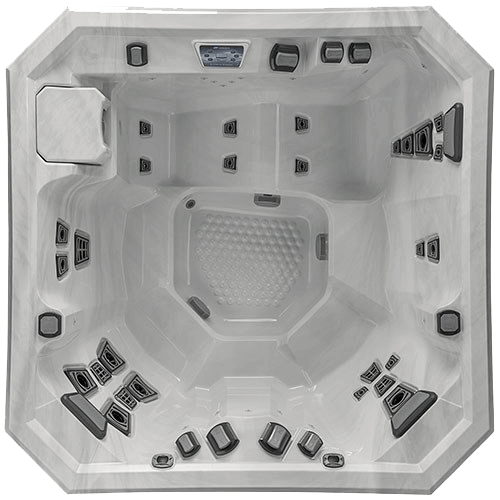 V77L hot tub