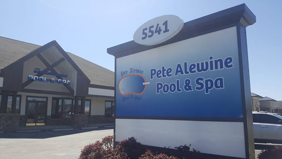 Pools Lexington Sc Pete Alewine Pool Spa