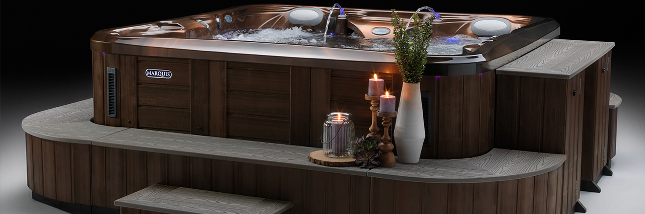 The Signature Series Hot Tubs